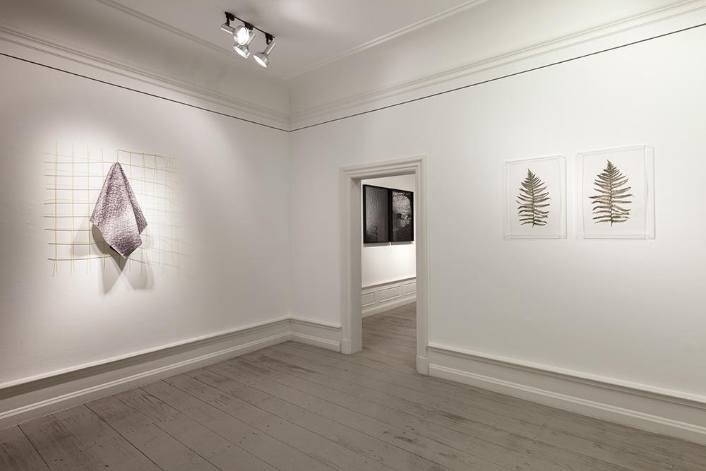 Die Ähnlichkeit im Unterschied, Installationsansicht, Düsseldorf, 2019, Hanne Brandt © Curated Affairs