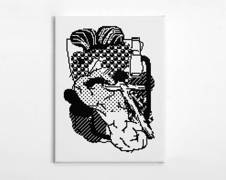 DAS BLATT Online-Ausstellung zur Zeichnung der Gegenwart mit KünstlerInnen aus dem Rheinland und Berlin. Mit Maess Anand, Arno Beck, Paula Doepfner, Sławomir Elsner, Caroline Kryzecki und Ignacio Uriarte.