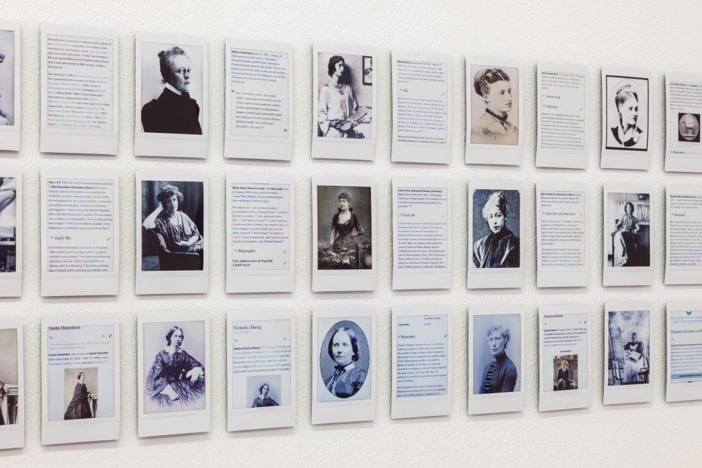 »BEUYS & GIRLS«, NAILS projectroom, Düsseldorf 2021 © Hanne Brandt, courtesy Curated Affairs